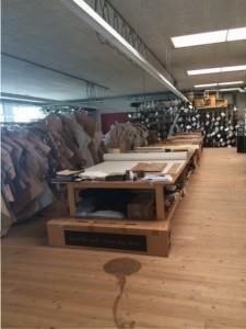 Möbeltapeziererei der NWW in der Steiermark, handwerklich gefertigte Polstermöbel in österreichischer Qualität