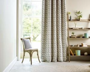 Ingleton Trail aus der Kollektion Potton Wood Fabrics von Sanderson